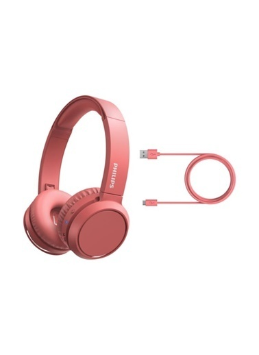 Philips Philips Tah4205 Pembe Bluetooth Kulak Üstü Kulaklık Renkli